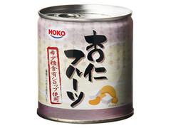 宝幸 杏仁フルーツ 希少糖含有シロップ使用 EO缶290g