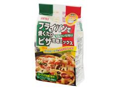 昭和 フライパンで焼くだけピザ生地ミックス 袋200g×2