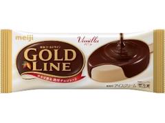 明治 GOLD LINE バニラ 袋90ml