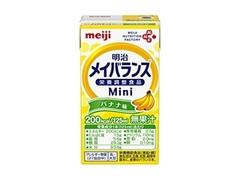 明治 メイバランスMini バナナ味 パック125ml