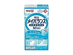 明治 メイバランスMini ヨーグルト味 パック125ml