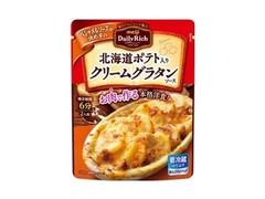 明治 Daily Rich 北海道ポテト入りクリームグラタンソース 袋300g