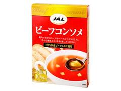 明治 JAL ビーフコンソメ お徳用10袋入 箱50g