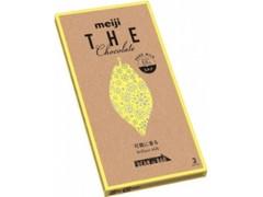 明治 ザ・チョコレート 可憐に香るブリリアントミルク 箱50g