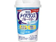 明治 メイバランス Miniカップ ブルーベリーヨーグルト味 カップ125ml
