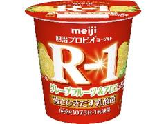 明治 プロビオヨーグルト R-1 グレープフルーツ&アロエ 脂肪0 カップ112g