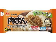 井村屋 肉まん 袋72g×4