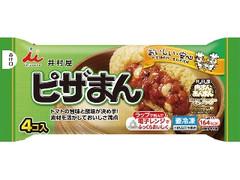 井村屋 ピザまん 袋72g×4