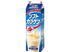 雪印メグミルク ソフトカツゲン パック1000ml