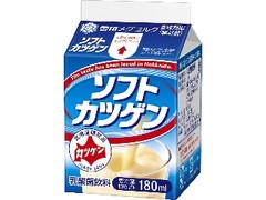 雪印メグミルク ソフトカツゲン パック180ml