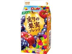 Dole 実りの果実ブレンド パック450ml