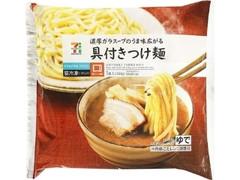 セブンプレミアム 具付きつけ麺 袋369g