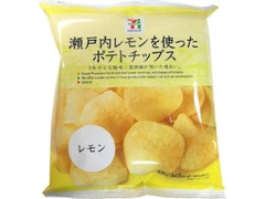 セブンプレミアム ポテトチップス レモン味 袋60g