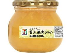 セブンプレミアム 贅沢果実ジャム ふじりんご 瓶310g