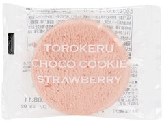 ファミリーマート とろけるチョコクッキーストロベリー