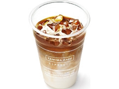 ファミリーマート FAMIMA CAFE アイスカフェラテ