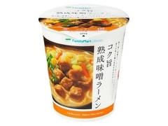 ファミリーマート FamilyMart collection コク旨熟成味噌ラーメン カップ82g