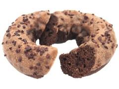 ファミリーマート ソルティキャラメル&チョコドーナツ