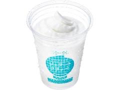 ファミリーマート FAMIMA CAFE ジェラートフラッペ ヨーグルト味