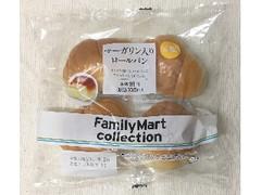 ファミリーマート FamilyMart collection マーガリン入りロールパン 袋4個