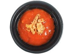 ファミリーマート 炎のレッド味噌スープ