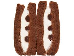ファミリーマート 生チョコのケーキサンド