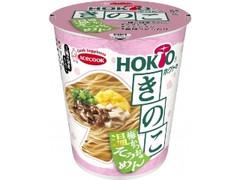 エーコック HOKTOのきのこ 梅かつお味そうめん カップ57g