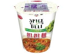 エースコック SPICE DELI 痺れる辛さのパクチー入り担担麺 カップ91g