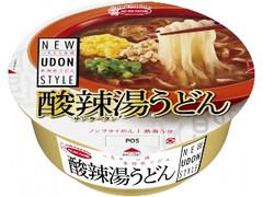 エースコック NEW UDON STYLE 酸辣湯うどん カップ101g