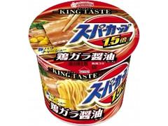 エースコック スーパーカップ1.5倍 鶏ガラ醤油ラーメン カップ108g