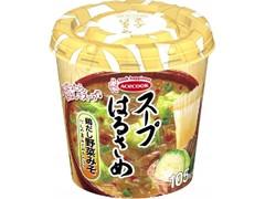 エースコック スープはるさめ 鶏だし野菜みそ カップ33g