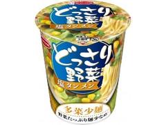 エースコック どっさり野菜 塩タンメン カップ60g