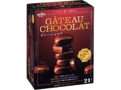 オハヨー GATEAU CHOCOLAT 箱10ml×21