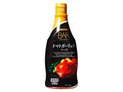 カゴメ トマトガーリックソース ボトル465g