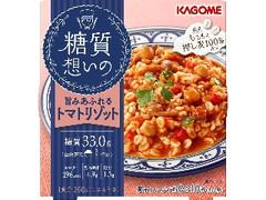 カゴメ 糖質想いのトマトリゾット 206g