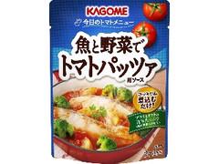 カゴメ トマトパッツァ用ソース 袋220g