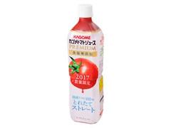 カゴメ カゴメトマトジュースプレミアム とれたてストレート ペット720ml