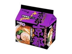 サッポロ一番 ご当地麺屋さん 京都 背脂醤油ラーメン 袋105g×5
