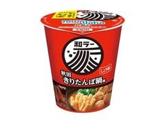 サッポロ一番 和ラー 秋田 きりたんぽ鍋風 カップ76g
