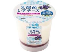 トーラク 乳酸菌レアチーズプリン カップ85g