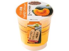 トーラク カップマルシェ 北海道産りょうおもいかぼちゃの濃密プリン カップ95g