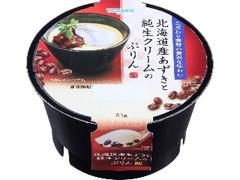 トーラク 北海道産あずきと純生クリームのぷりん カップ83g