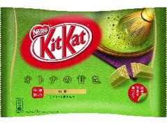 ネスレ キットカット ミニ オトナの甘さ 抹茶 袋13枚