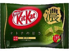 ネスレ キットカット ミニ オトナの甘さ 濃い抹茶 袋12枚