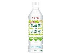 チチヤス 甘くない乳酸菌の天然水 ペット500ml