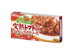 ハウス 完熟トマトのハヤシライスソース 箱92g