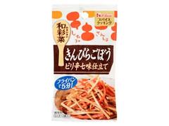 ハウス スパイスクッキング 和彩菜 きんぴらごぼうピリ辛七味仕立て 袋13g