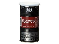 ハウス ガラムマサラ 缶330g
