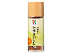 セブンプレミアム 七味唐がらし 瓶17g