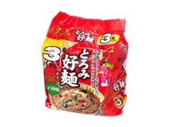 ハウス とろみ好麺 しょうゆ味105g 袋3食
